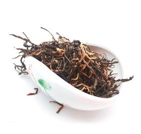 Régime du thé noir sain de Ying De, thé noir de feuilles ...